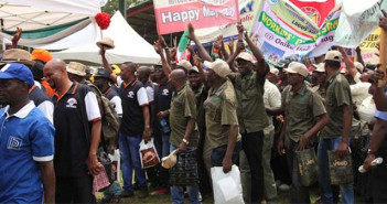 Workers Day Celebration, Lagos