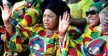 Patience Jonathan, Ex-First Lady