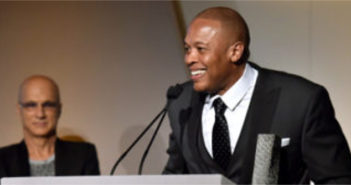 "Dr. Dre attends WSJ. Magazine's ""Innovator Of The Year"" Awards at Museum of Modern Art on November 5, 2014 in New York City."