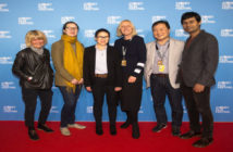 On Body and Soul - Margaret Pomeranz (Jury), Ann Marie Fleming (Jury), Ildikó Enyedi (Director), Rosemary Blight (Jury), Kini S Kim (Jury), Deepak Rauniyar (Jury)