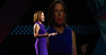 YouTube CEO Susan Wojcicki. Courtesy of Getty Images