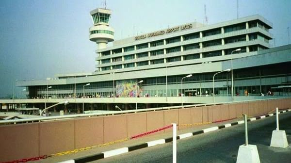 Murtala Muhammed International Airport, Lagos