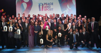 10th Peace and Sport Award and Gala Night
