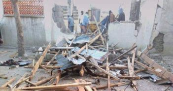 14 Killed As A Suicide Bomber Attacked A Mosque In Borno