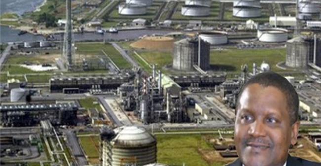 Why Govt Is Counting On Dangote Refinery To End Fuel Crisis