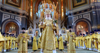 Orthodox Christmas, the Patriarch of Moscow and All Russia, Kirill