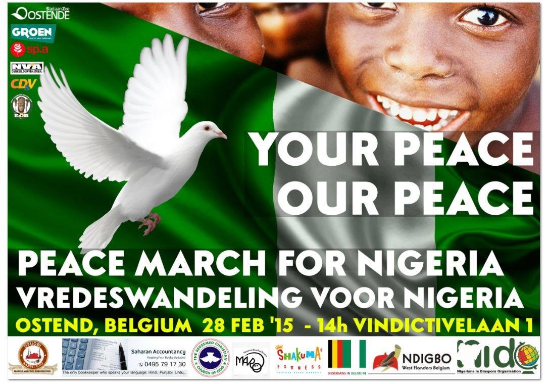 March4Peace