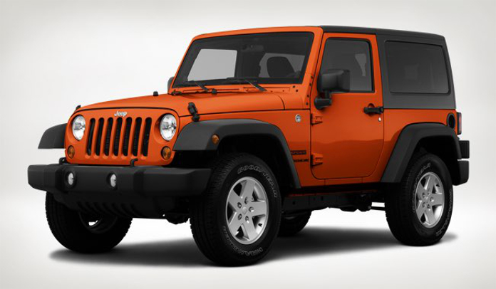 Chinese Carmaker Plans To Buy Fiat Chrysler's Jeep